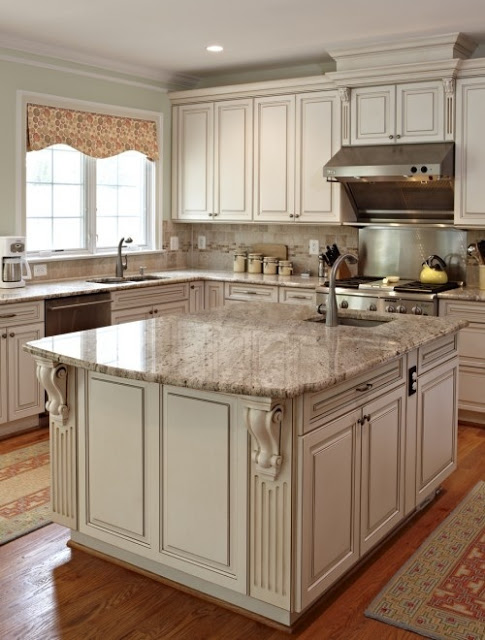 28 Antique White Kitchen Cabinets Ideas In 2018 Liquidimageco
