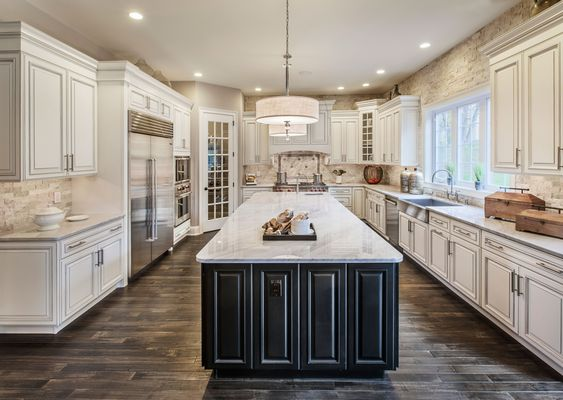 Best Wall Color For Antique White Kitchen Cabinets - 28 Antique White Kitchen Cabinets Ideas In 2018 LiquidImageCo