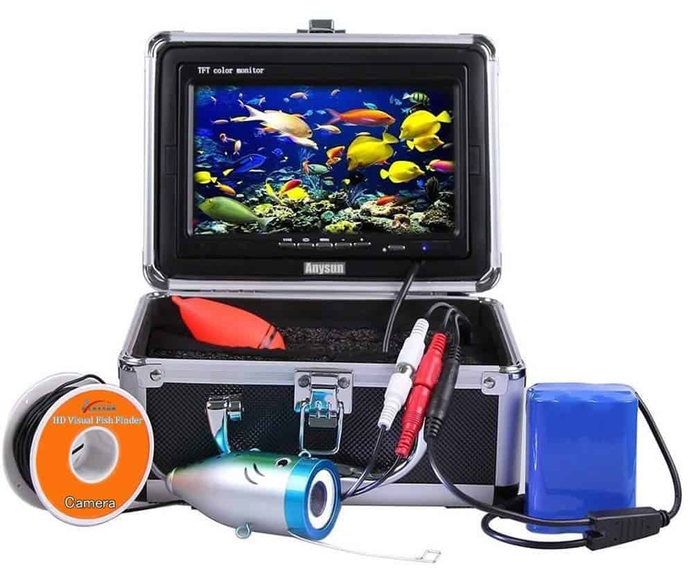 Anysun Underwater Fish Finder 700TVL_15M
