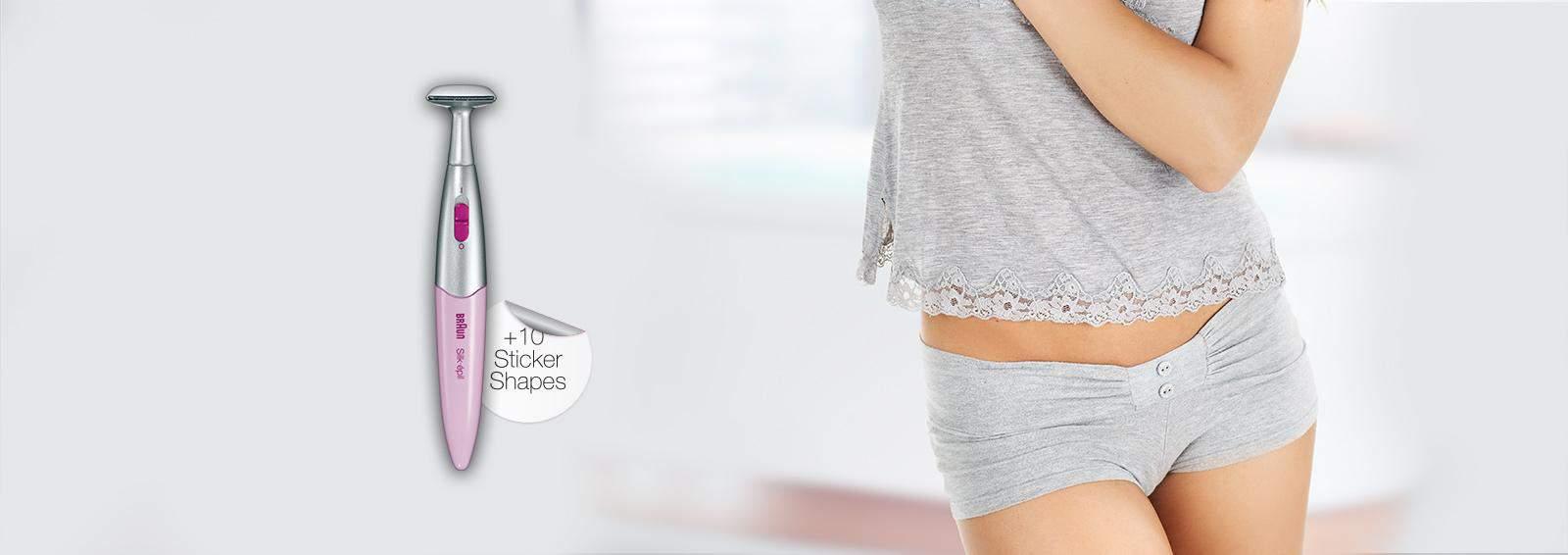 Best for bikini area - Braun Silk-épil Bikini Trimmer Styler