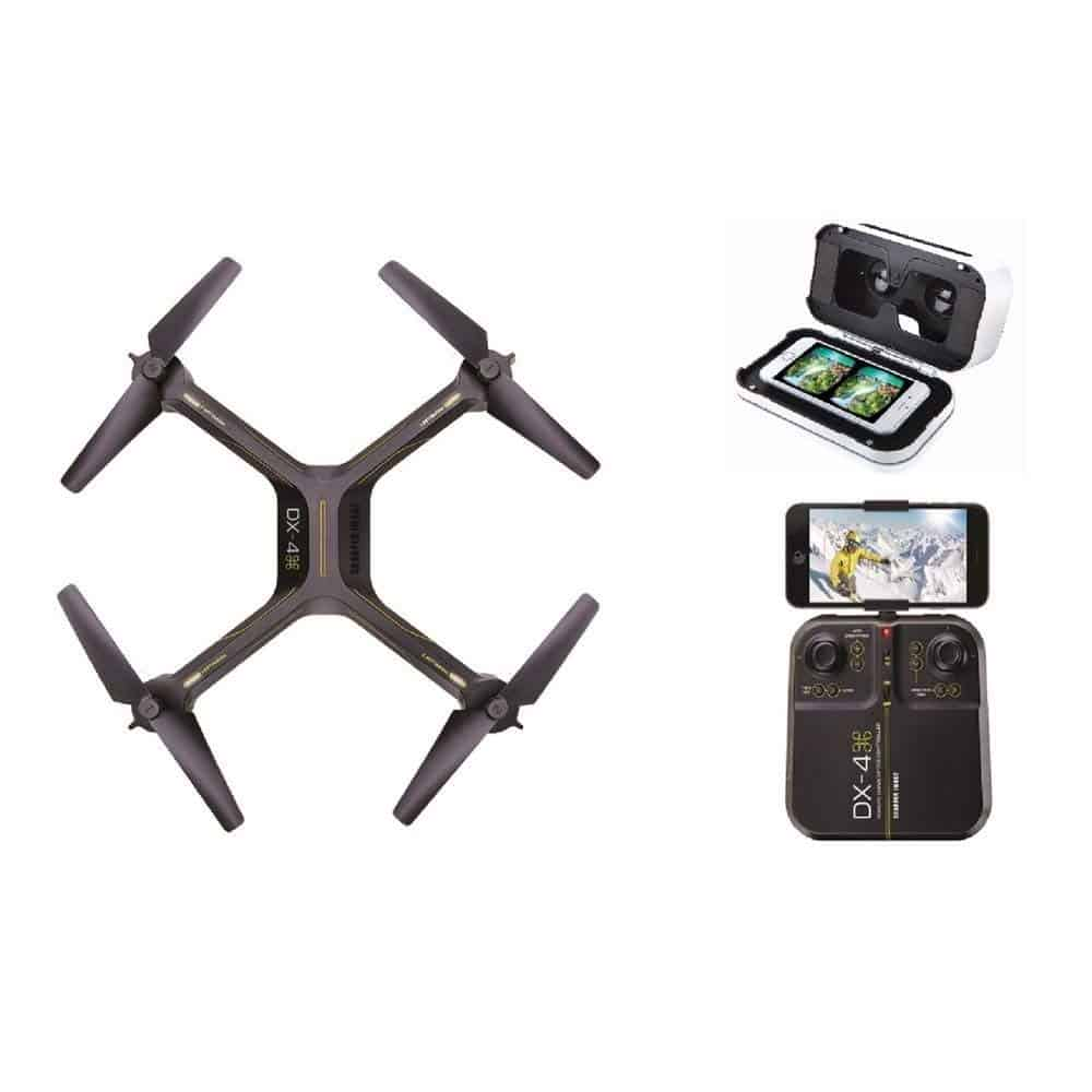 Sharper Image Drone package 1
