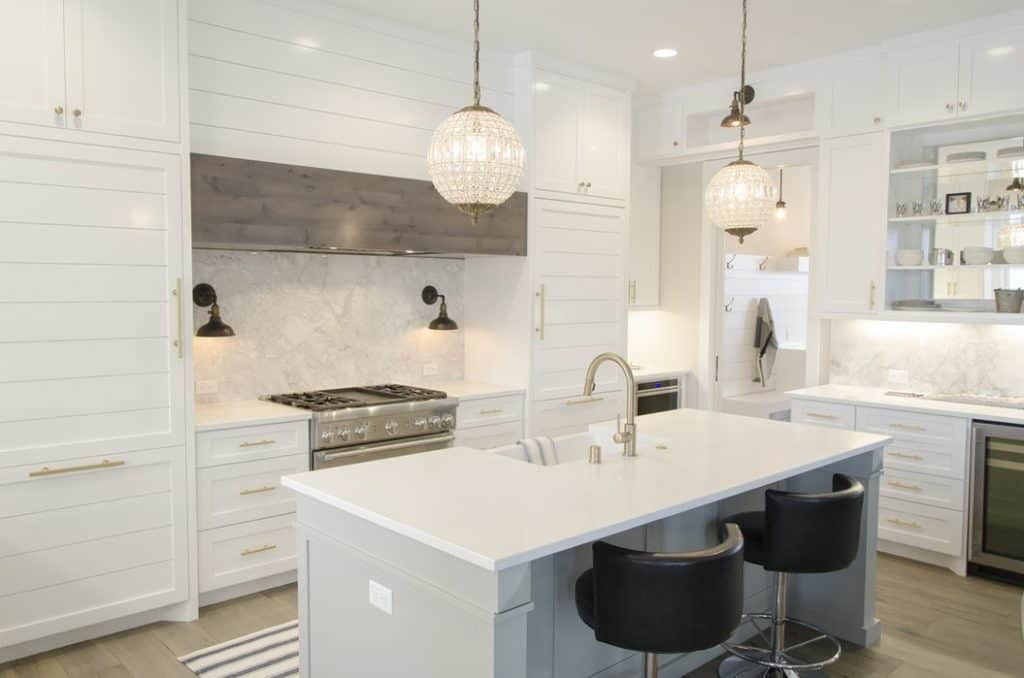 31 White Kitchen Cabinets Ideas In 2020 Liquid Image