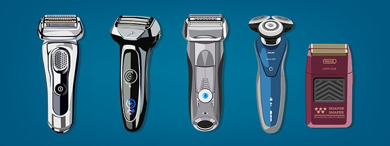 Best Electric Razors 2020 18 Best Electric Shaver (2019 Version)  Cover What You Need !