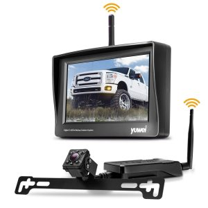 Digital Wireless Backup Camera