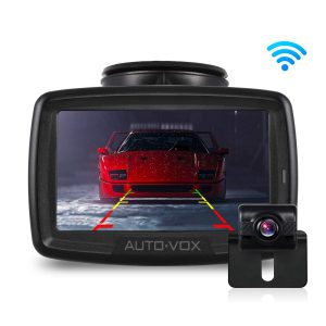 W2 NO Interference Digital Wireless Backup Camera