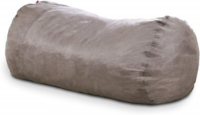 Best Extra Large Bean Bag: David Faux Suede 8-Feet Lounger Bean Bag