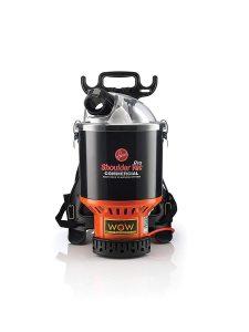 Hoover Backpack Vacuum - Best for Comfort