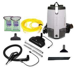 ProTeam ProVac FS6 – Best High-End Vacuum