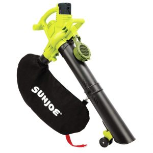 Sun Joe Leaf Vacuum - Best for versatility