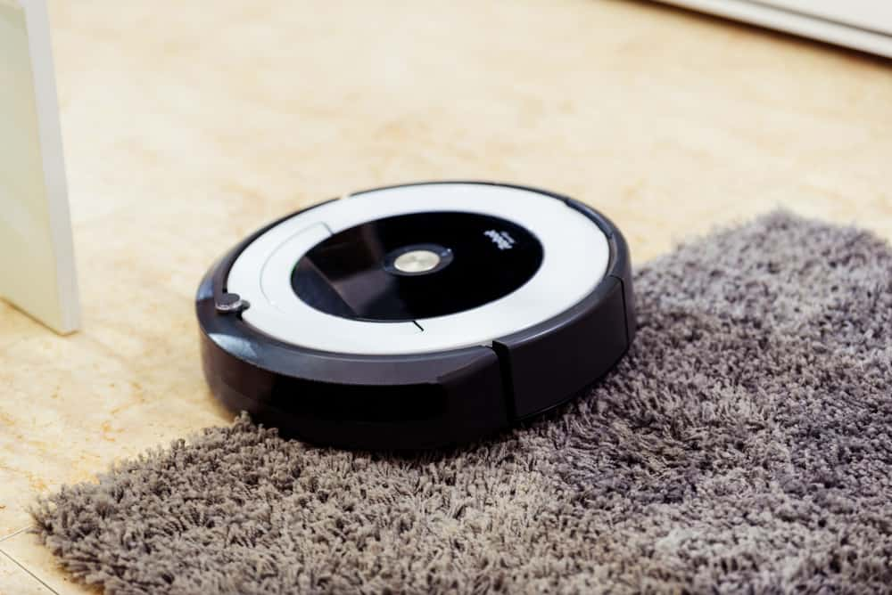 roomba for carpet