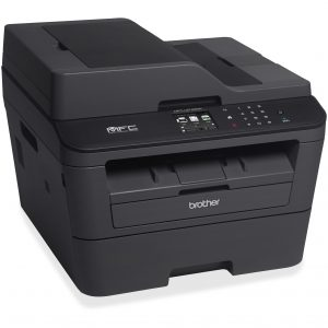 Brother MFC-L2740DW Wireless Monochrome Laser All-in-One Printer
