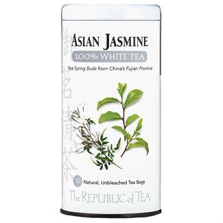 The Republic of Tea Jasmine White Tea