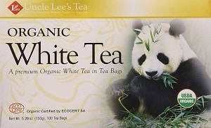 Uncle Les's Tea – best bagged white tea