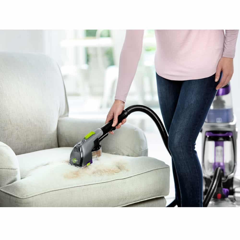 Best Upholstery Steam Cleaner Liquid Image