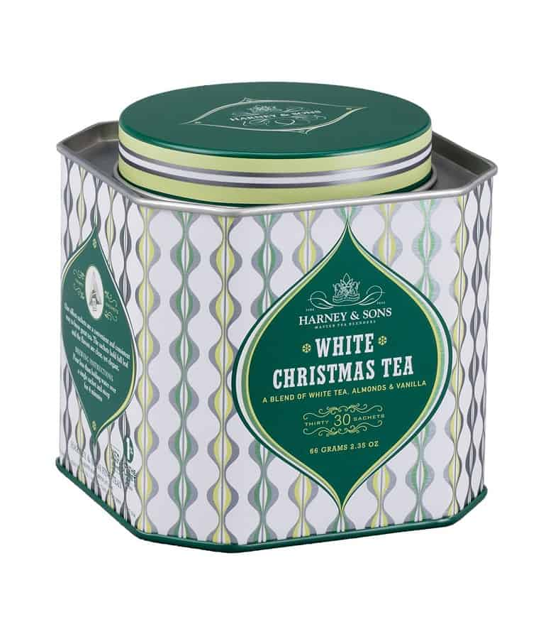 WHITE CHRISTMAS – best white tea blend for this holiday season