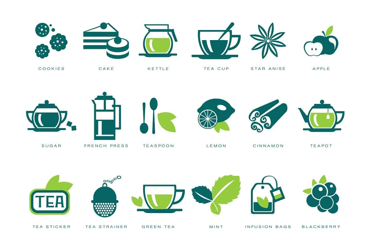 tea pot types