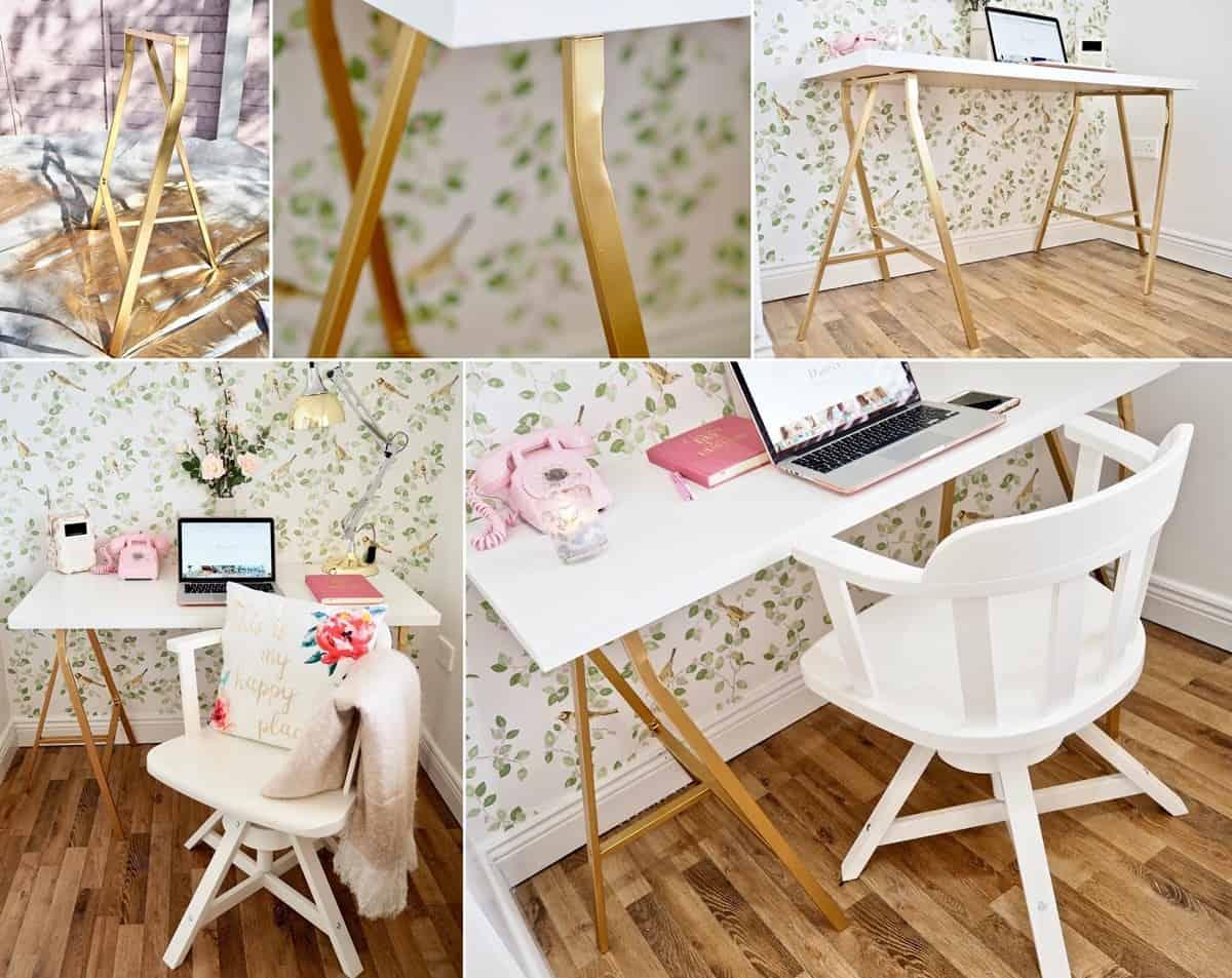 A $50 IKEA Desk Hack