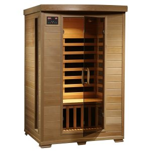 Radiant Saunas 2-person Infrared Sauna