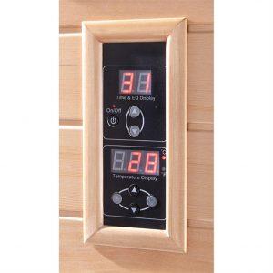Right Sauna Temperature