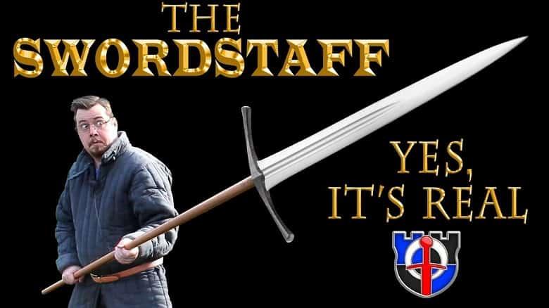 Swordstaff