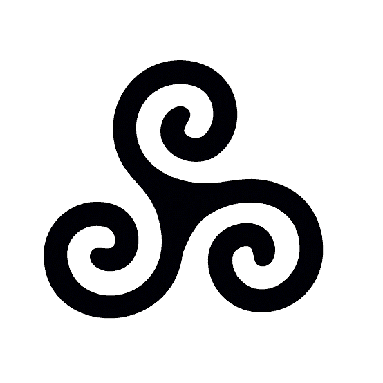 The Triskelion (Triskele)