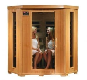 Tucson Monticello 4-person Infrared Sauna