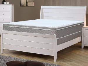 Continental Sleep 10-Inch Pillow Top Orthopedic Mattress