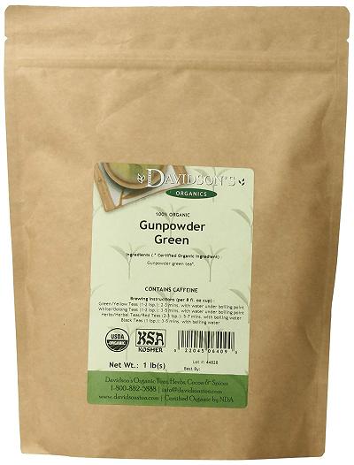 Davidson's Tea Bulk- Best to Brew with Kombucha