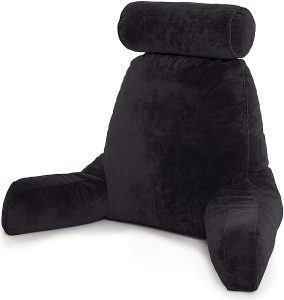 Husband Pillow with Big Backrest and Headrest