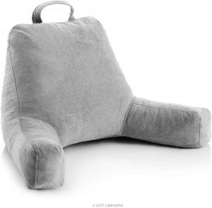 Linenspa Shredded-Foam Reading Pillow