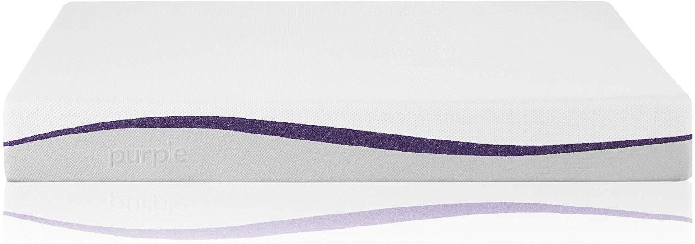 Purple Hyper-elastic Foam Mattress