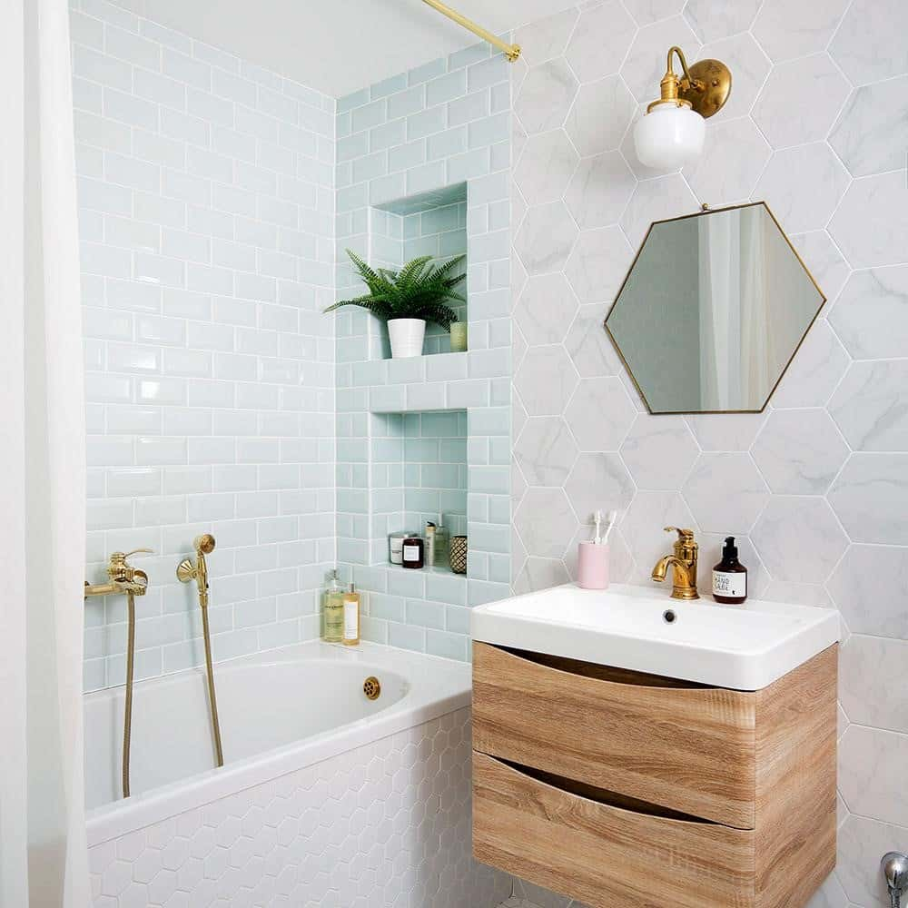 26 Small Bathroom Vanity Ideas