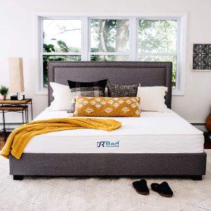 Sunrising Bedding 8-Inch Natural Latex Mattress