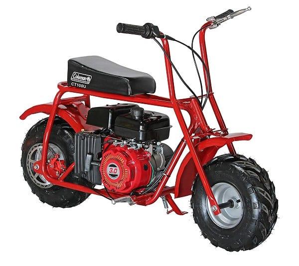 Coleman Powersports Dirt Bike