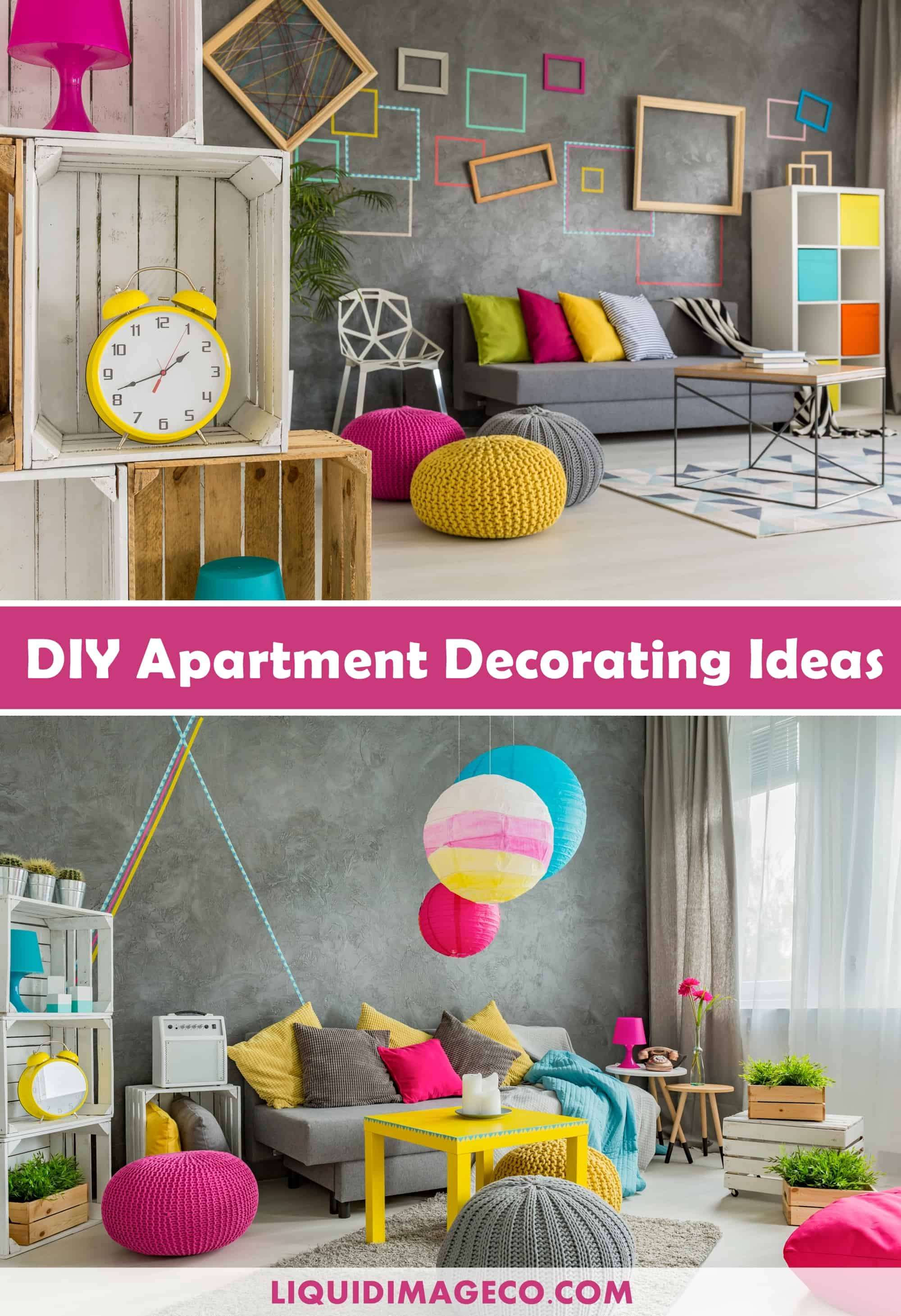 29 Diy Apartment Decorating Ideas Liquid Image