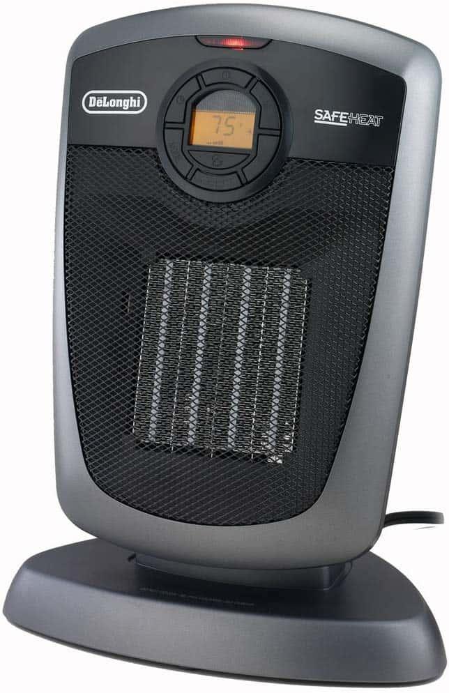 DeLonghi Safeheat Digital Ceramic Heater