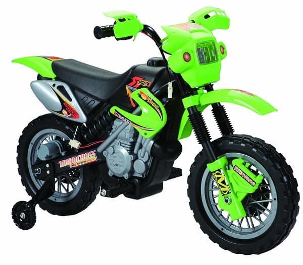 Fun Wheels Battery Powered Dirt Bike