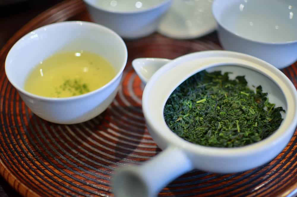 Green Tea Varieties and Flavors