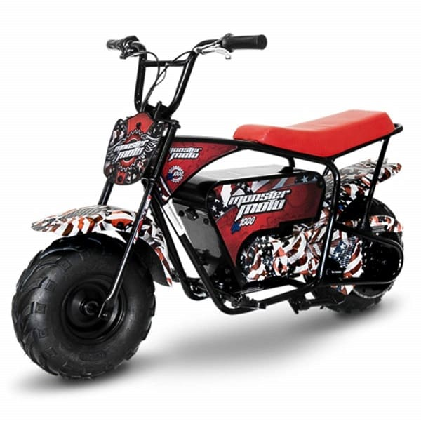 Monster Moto Electric Bike