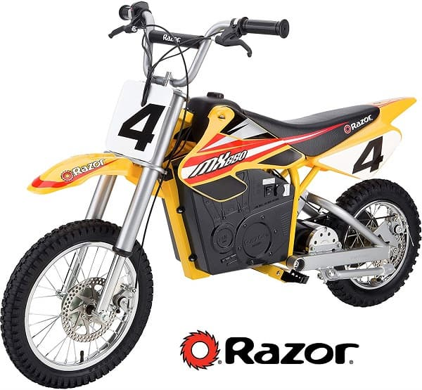 Razor MX650 Kids Dirt Bike