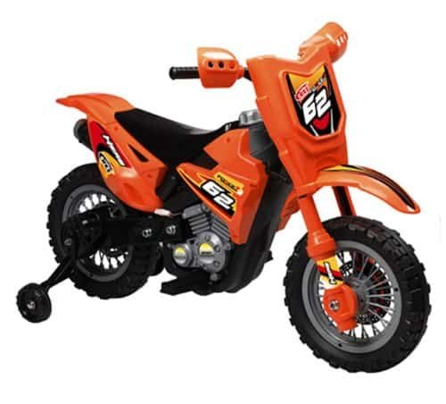 Vroom Rider 6V Dirt Bike