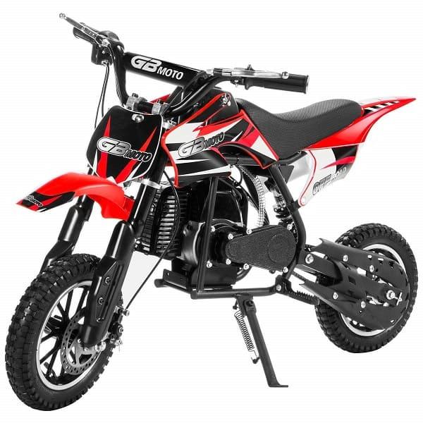 XtremepowerUS Mini Pocket Dirt Bike