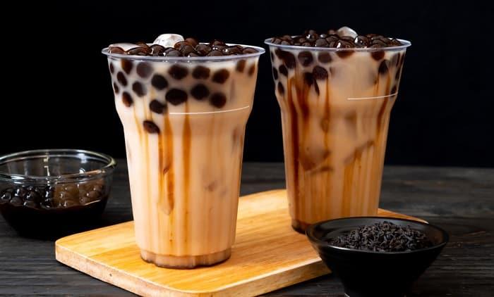 brown-sugar-bubble tea