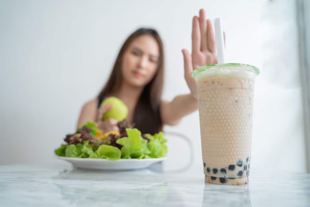 bubble tea gain weight