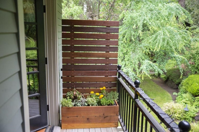 Diy Outdoor Privacy Screen Ideas Remodel Or Move