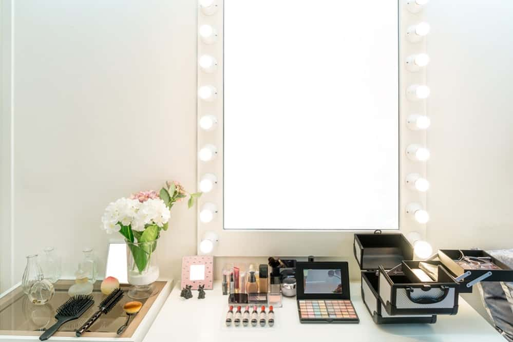 Diy Vanity Mirror Ideas