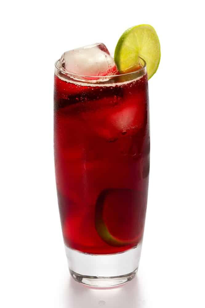 Plain Hibiscus Tea