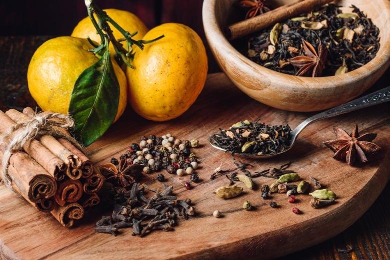 Tea Blending Inspirational ideas