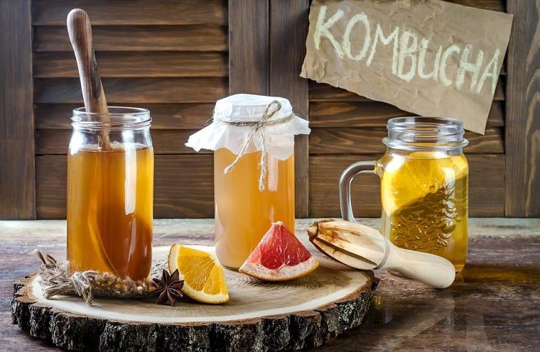 What is Kombucha