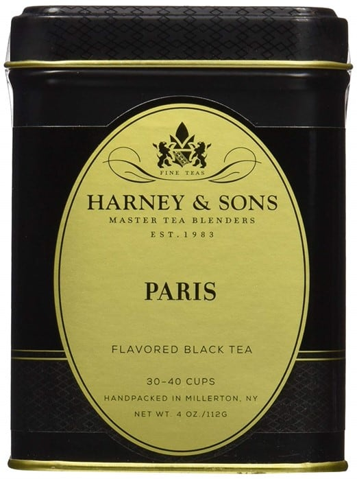 HARNEY & SONS—PARIS FLAVORED BLACK TEA